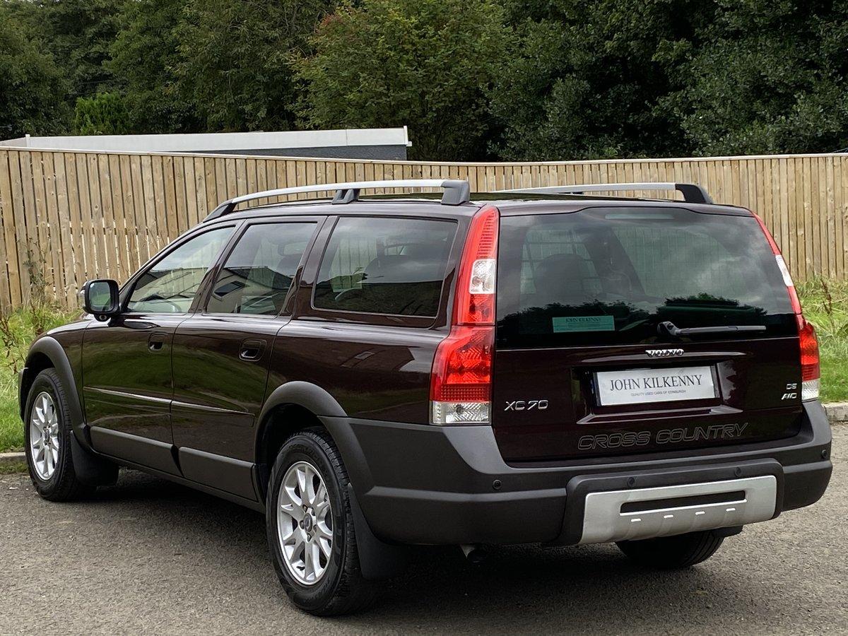 2007 MEGA RARE** VOLVO XC70 2.4 D5 SE LUX AUTO **MASSIV For Sale (picture 3 of 6)