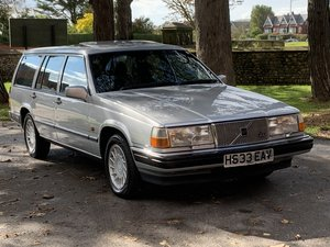 Picture of BEAUTIFUL 1990 VOLVO 960 3.0 24V ESTATE. 79,000 MILES.  For Sale