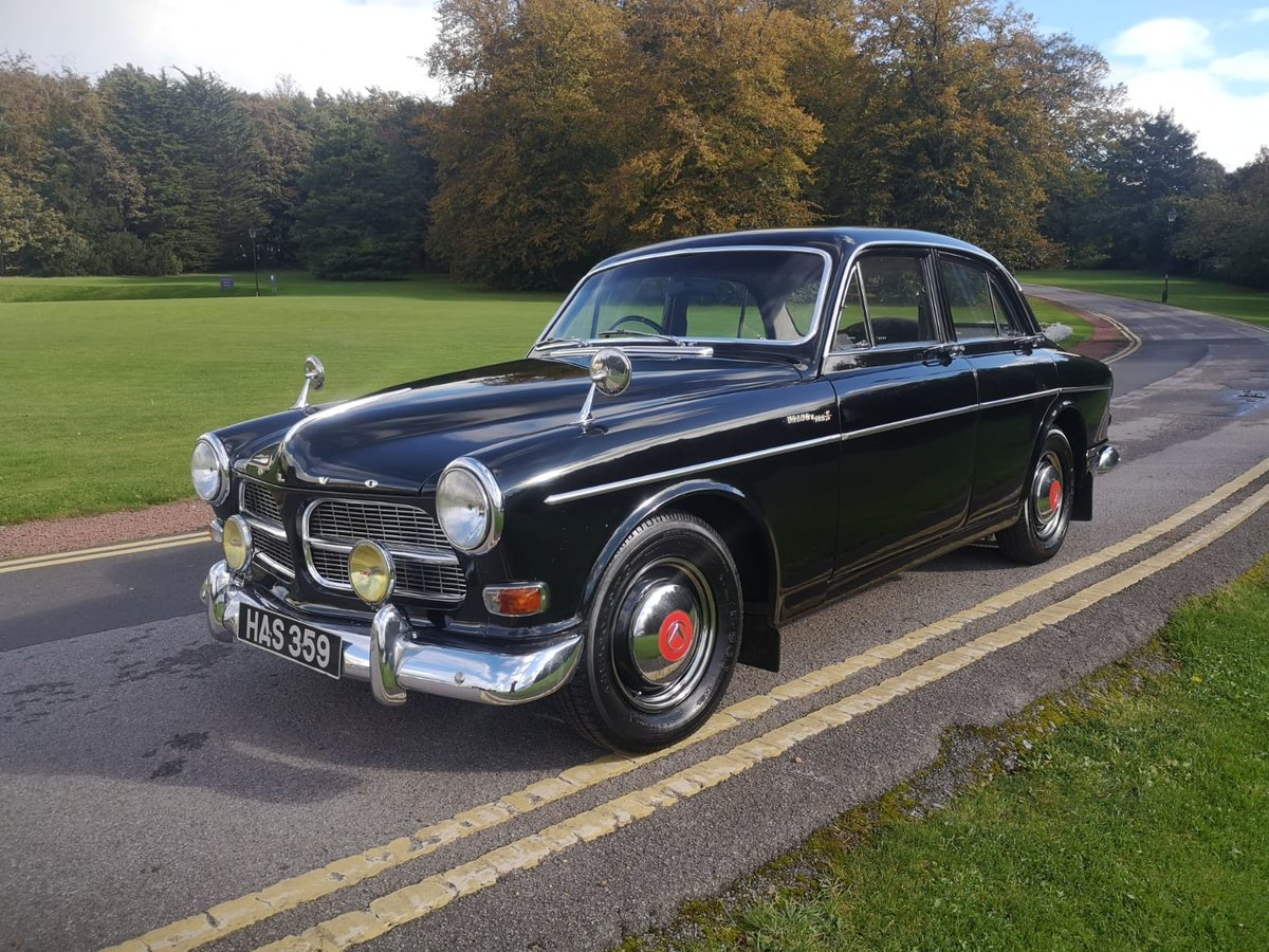 1961 Volvo Amazon 122S (B16B Engine) – A show winner For Sale (picture 1 of 6)