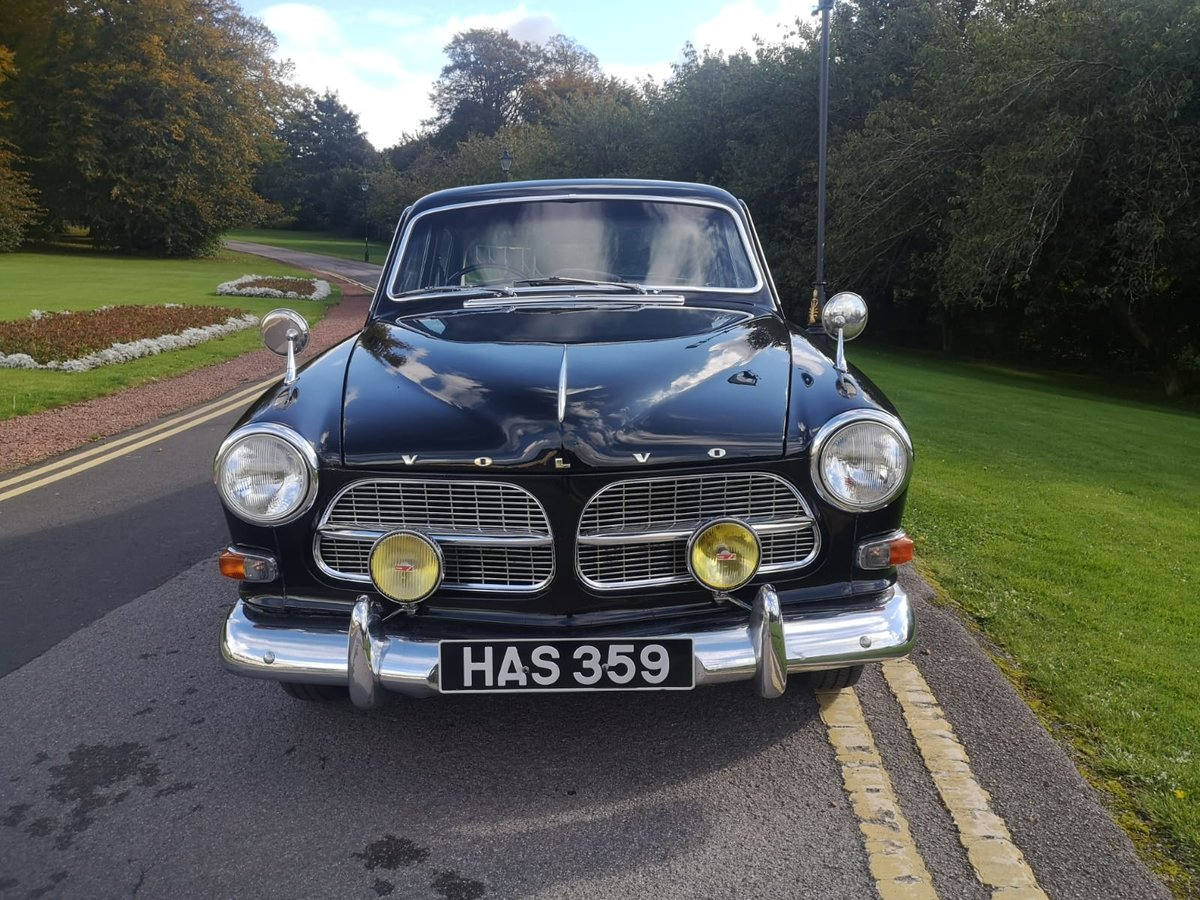 1961 Volvo Amazon 122S (B16B Engine) – A show winner For Sale (picture 2 of 6)