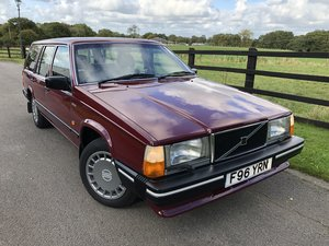 Picture of 1989 VOLVO 740 GL ESTATE 1 OWNER 26600MILES