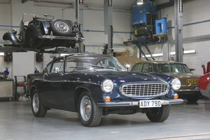 Picture of 1966 Volvo P1800s *Numbers Matching, full restoration*