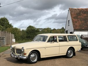 Picture of 1968 Volvo Amazon Estate, uprated engine and suspension For Sale