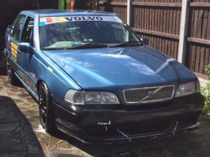 Picture of 1997 Volvo s70 T5 modified for track day car