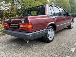 Picture of 1990 VOLVO 2.3 GL AUT U9 € 8.900,-- For Sale