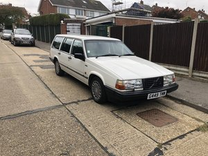 Picture of 1989 Volvo 740 GLT Estate in Excellent Condition