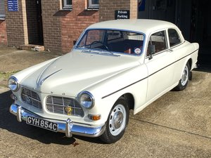 Picture of 1965 Volvo 121 Amazon, genuine 47000 miles For Sale