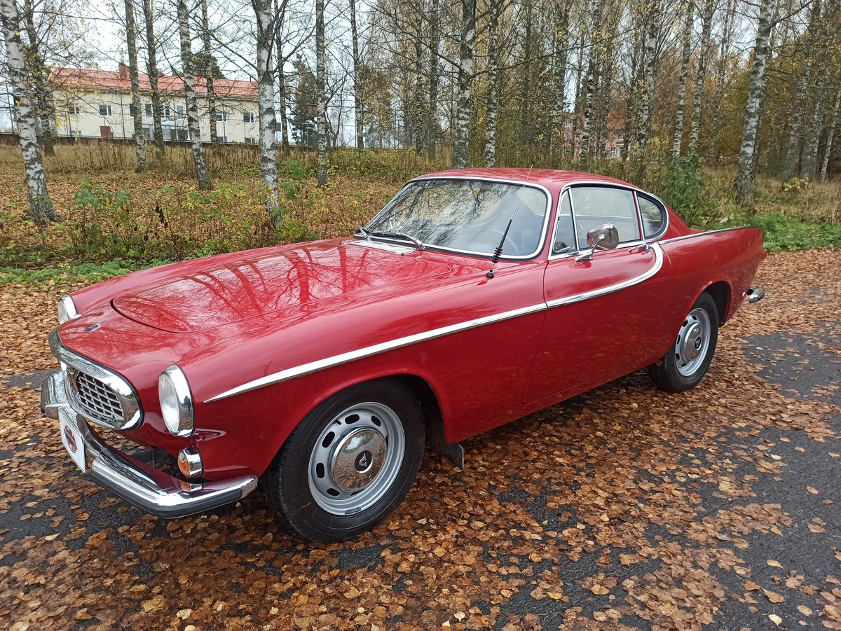 Volvo P1800S 1964 For Sale (picture 1 of 6)