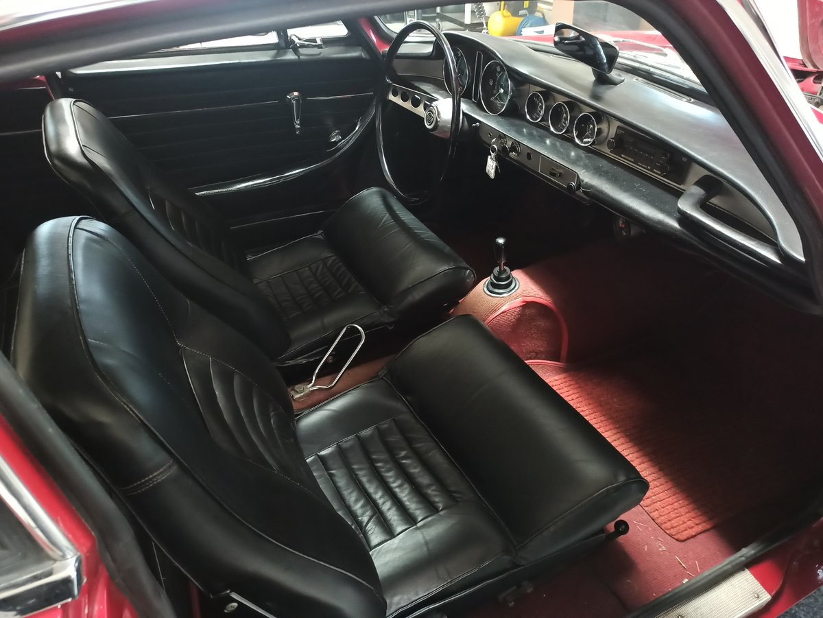 Volvo P1800S 1964 For Sale (picture 4 of 6)
