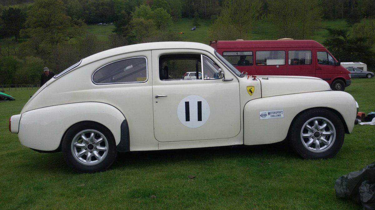 1966 Volvo PV544 Race prepared For Sale (picture 1 of 2)