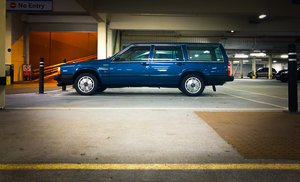 Volvo 740 GLE Estate, 60k miles, beautiful