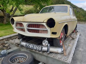 Picture of 1964 Resto project Volvo Amazon African import