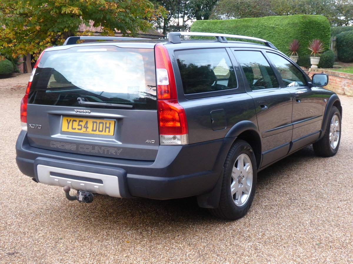 2004 Volvo XC70 SOLD SIMILAR REQUIRED PLEASE SOLD (picture 3 of 6)