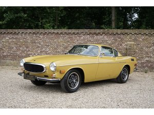 Volvo P1800 E TOP condition, Low mileage! Stunning!