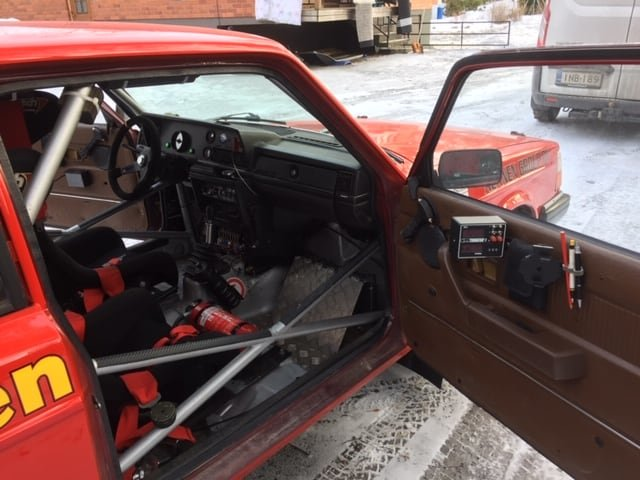 1980 Volvo 240 Historic Rally Car For Sale (picture 2 of 6)