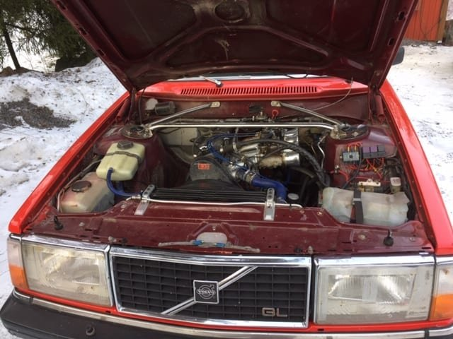 1980 Volvo 240 Historic Rally Car For Sale (picture 3 of 6)