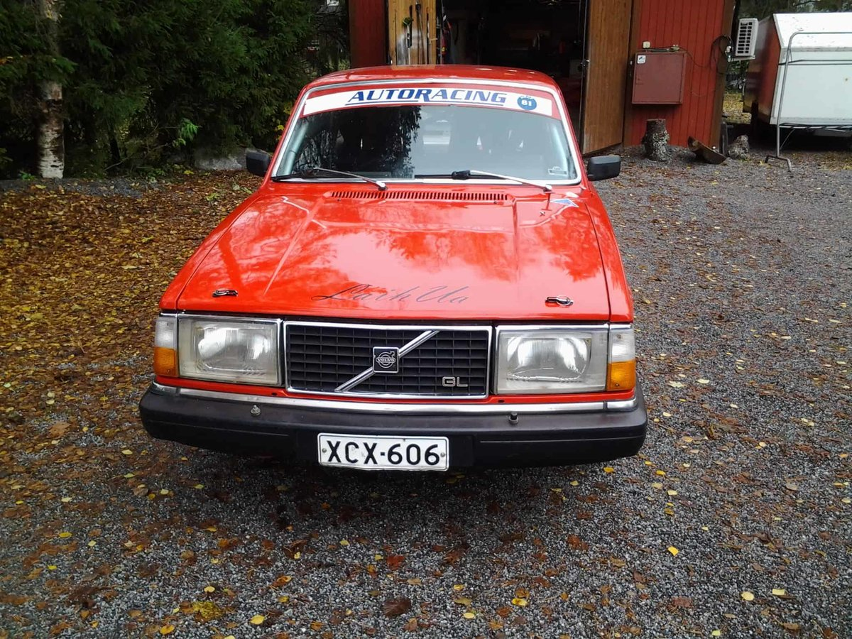 1980 Volvo 240 Historic Rally Car For Sale (picture 4 of 6)