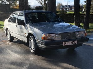 Picture of OUTSTANDING 1992 VOLVO 940 GL 2.3 4 DR SALOON. 87,000 MILES For Sale