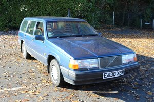 Volvo 760 GLE Auto 1988 - To be auctioned 26-03-21