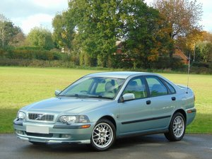 Volvo S40 1.9D Sport.. Nice High Spec Low Miles Example..