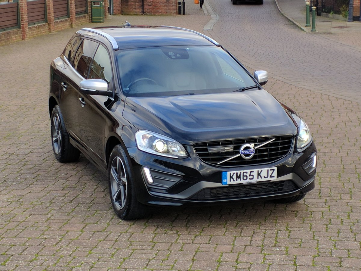 2015 Volvo XC60 2.4 Diesel 220bhp SOLD (picture 1 of 24)