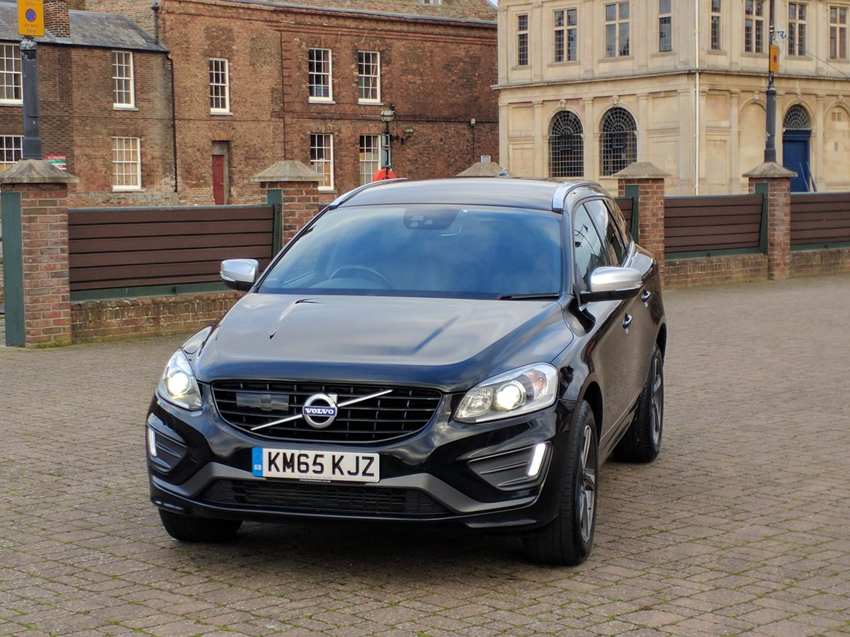 2015 Volvo XC60 2.4 Diesel 220bhp SOLD (picture 2 of 24)