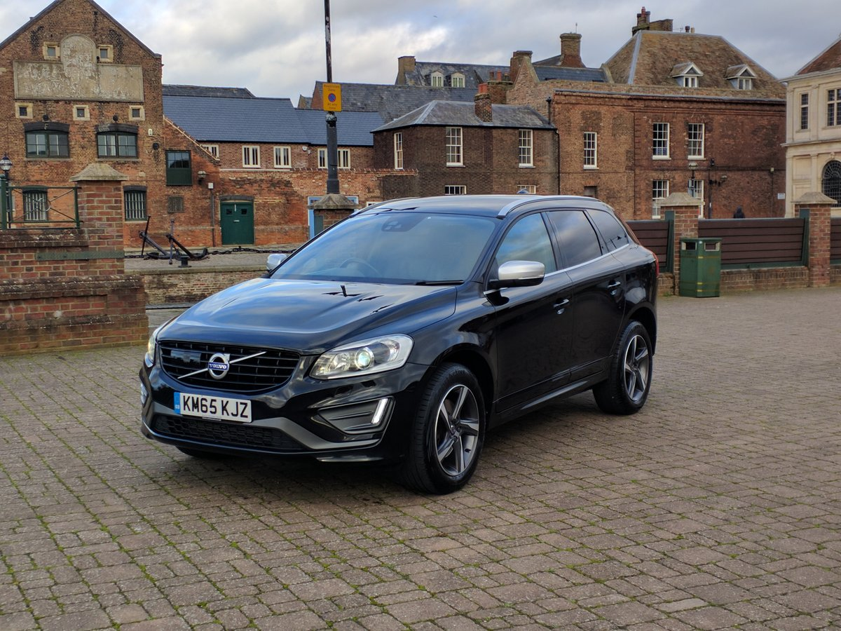 2015 Volvo XC60 2.4 Diesel 220bhp SOLD (picture 3 of 24)
