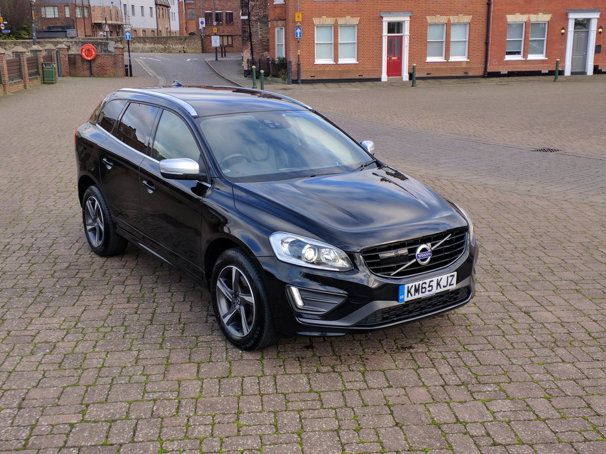 2015 Volvo XC60 2.4 Diesel 220bhp SOLD (picture 13 of 24)