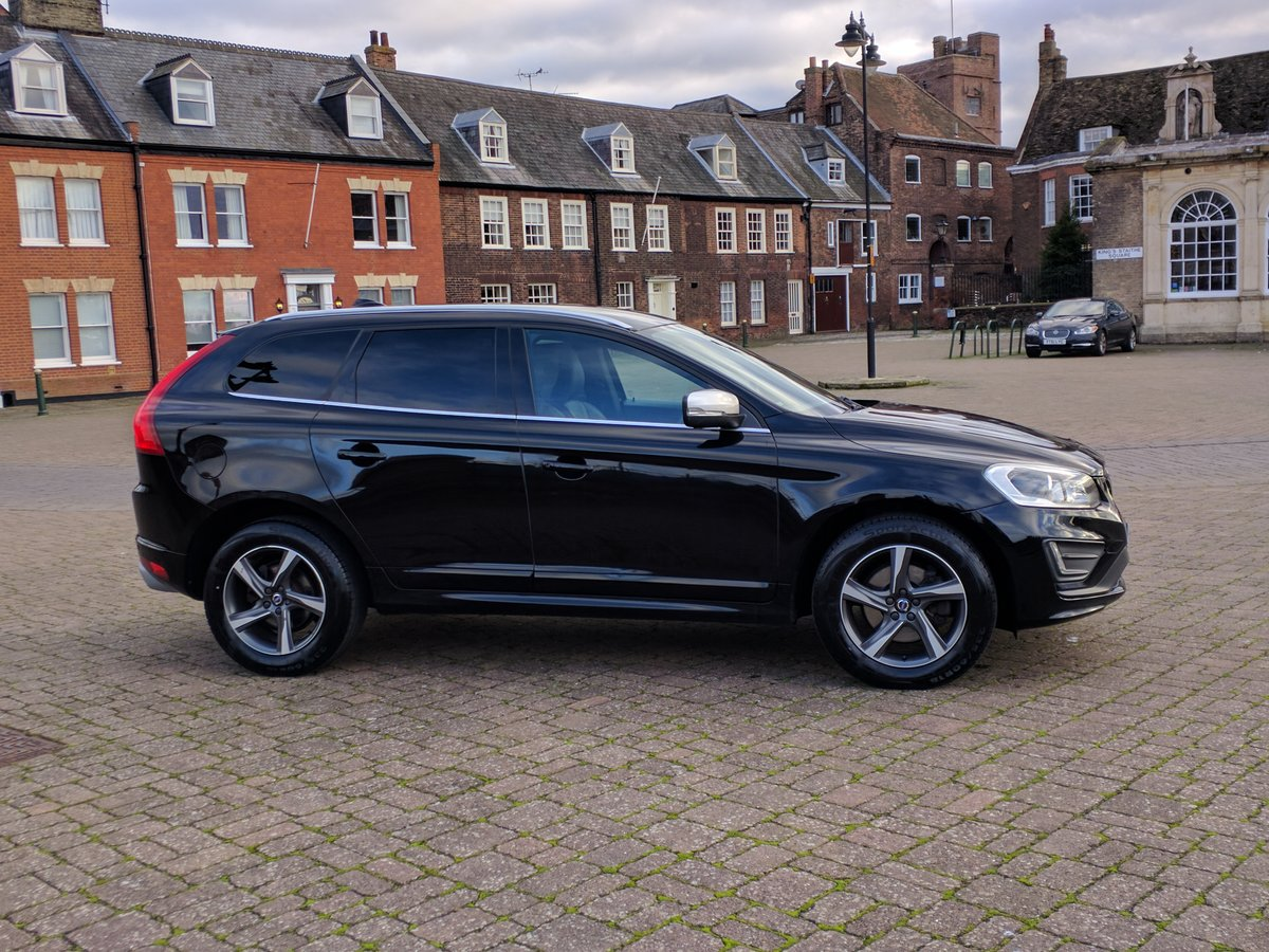 2015 Volvo XC60 2.4 Diesel 220bhp SOLD (picture 16 of 24)