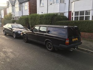 VOLVO 240 GL ESTATE AUTOMATIC