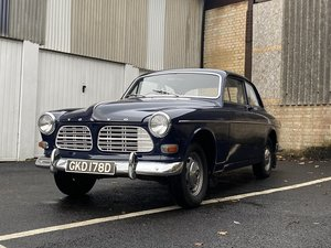 Picture of Volvo 131 Coupe 1966 - To be auctioned 26-03-21 For Sale by Auction