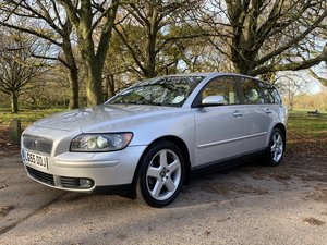 Picture of Volvo V50 2.4 petrol estate 2005/55 low miles For Sale