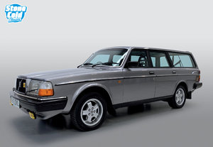 Picture of 1985 Volvo 240 GL estate  2 owners  48,500 miles  Manual For Sale