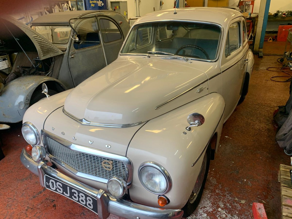 1958 Volvo PV544 Super Rare!! Only 38,000 miles! For Sale (picture 1 of 7)