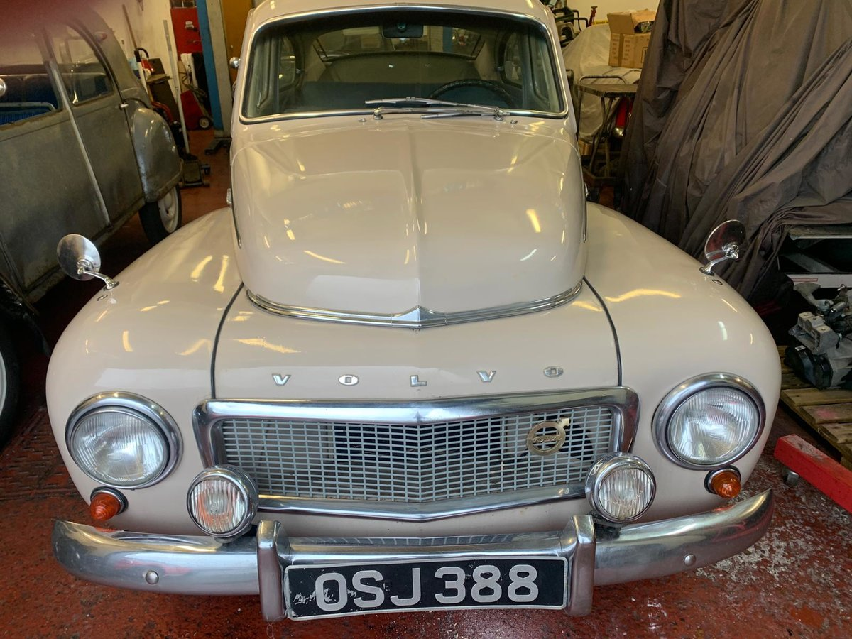 1958 Volvo PV544 Super Rare!! Only 38,000 miles! For Sale (picture 2 of 7)