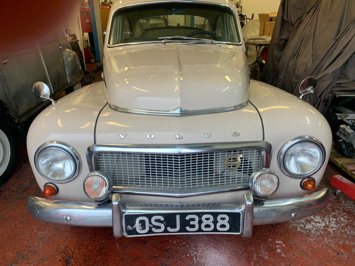 1958 Volvo PV544 Super Rare!! Only 38,000 miles! For Sale (picture 3 of 7)
