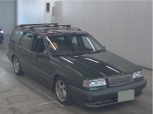 Picture of 1996 VOLVO 850R ESTATE 2.3 AUTOMATIC MODERN CLASSIC IN RARE OLIVE For Sale