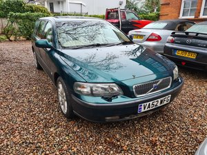 Picture of 2002 Probably The Finiest V70 T5 SE In Existance Just 52,700m SOLD