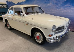 Picture of 1962 Wellkept Volvo Amazon 121 For Sale