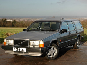 740 SE estate Auto ONE OWNER 41,000 miles ***SOLD***