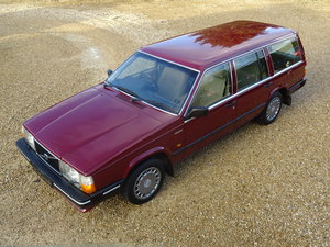 Picture of 1989 Volvo Estate 740GL – One Owner & 27,000 miles For Sale