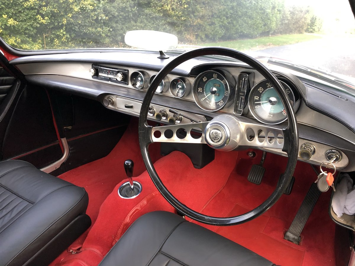 1963 Volvo P1800 For Sale (picture 2 of 8)