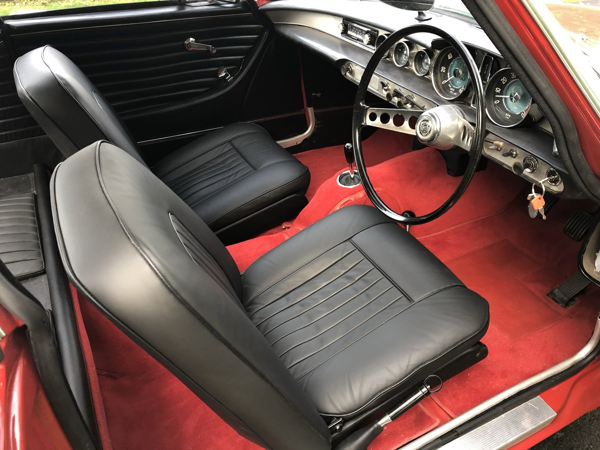 1963 Volvo P1800 For Sale (picture 4 of 8)