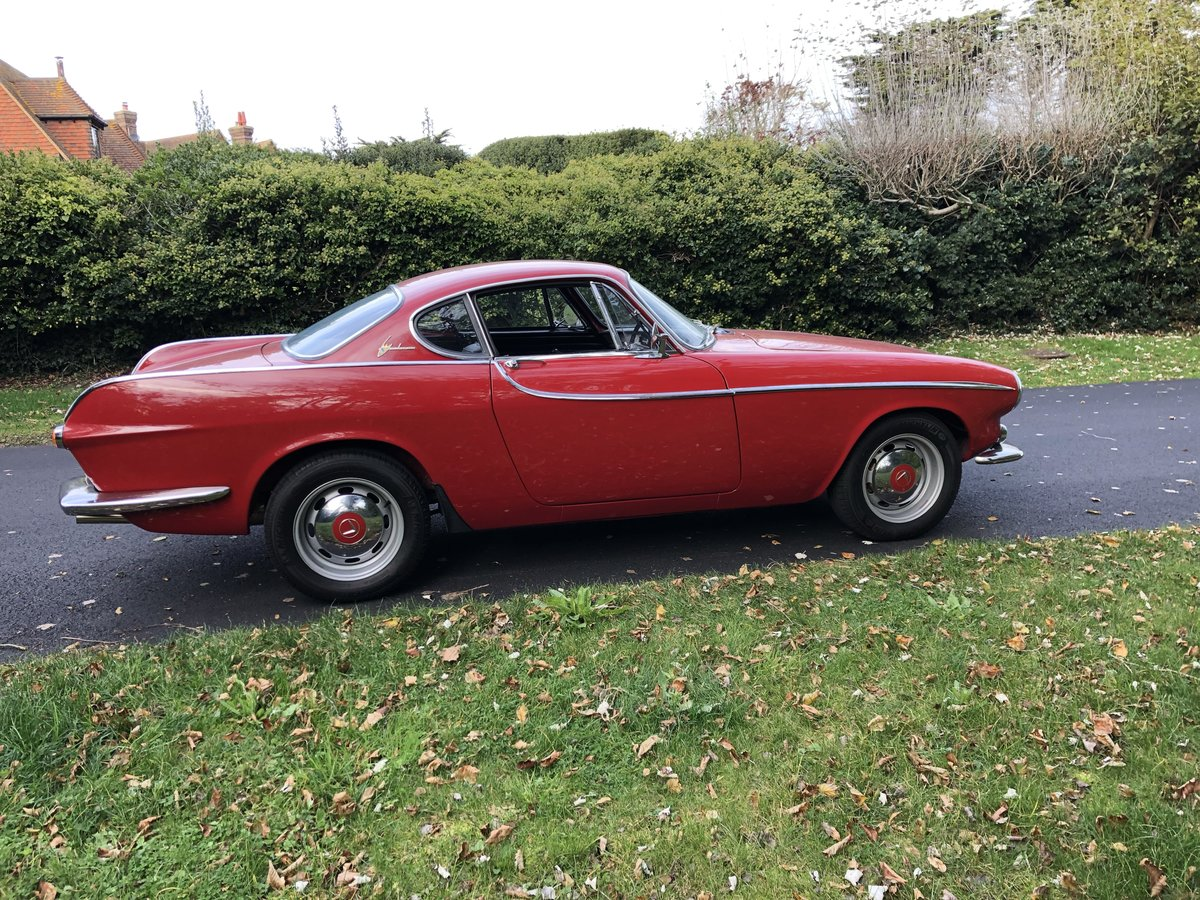 1963 Volvo P1800 For Sale (picture 5 of 8)