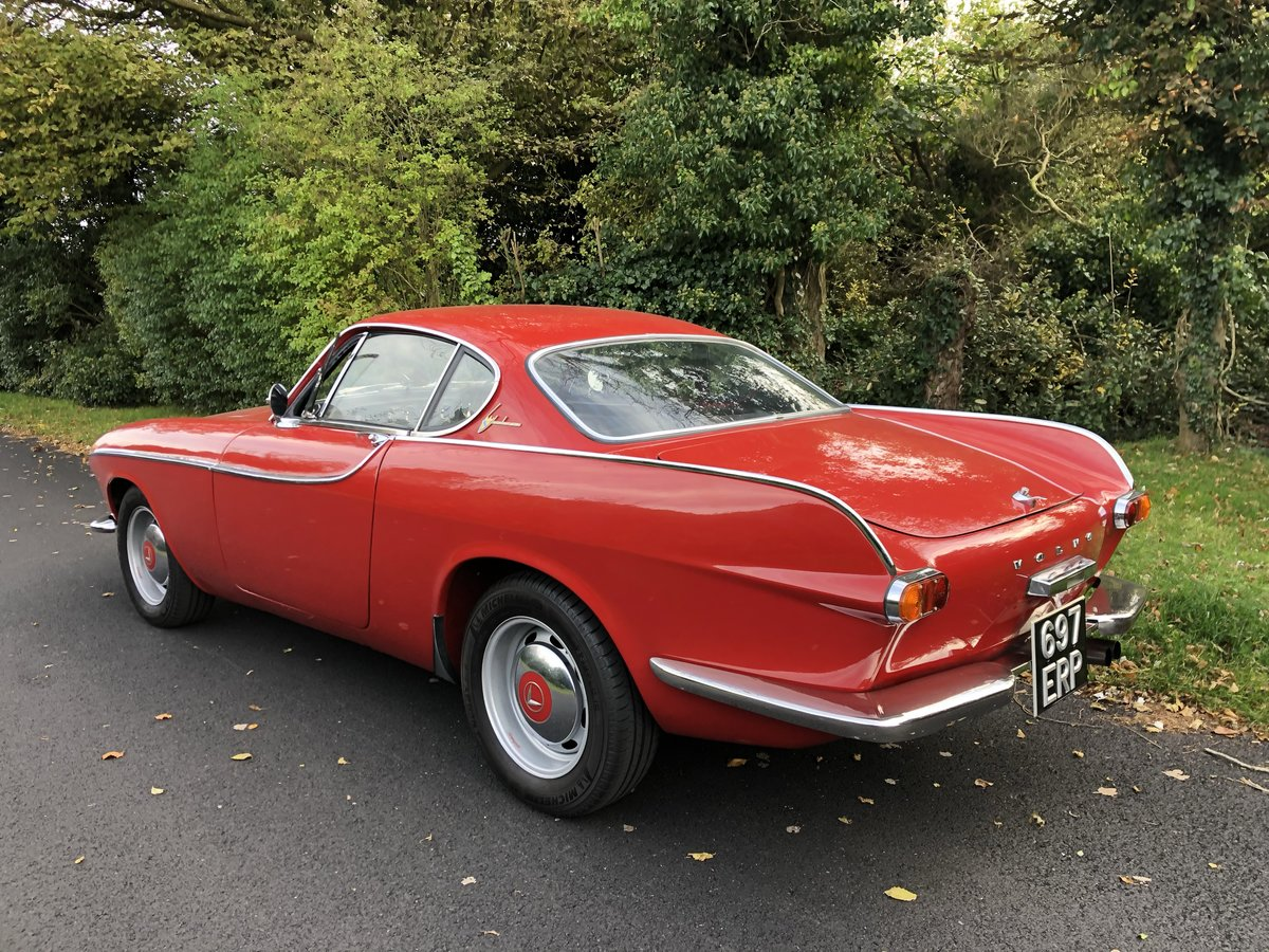 1963 Volvo P1800 For Sale (picture 6 of 8)