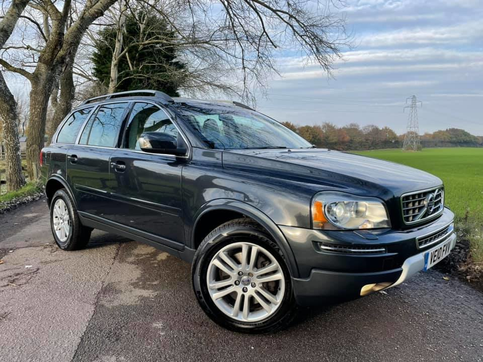 2010 Volvo XC90 D5 SE Lux For Sale (picture 1 of 10)
