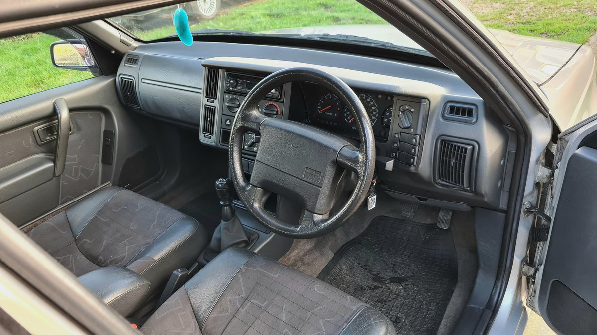 1995 Volvo 460 GLT Manual Saloon For Sale (picture 7 of 12)