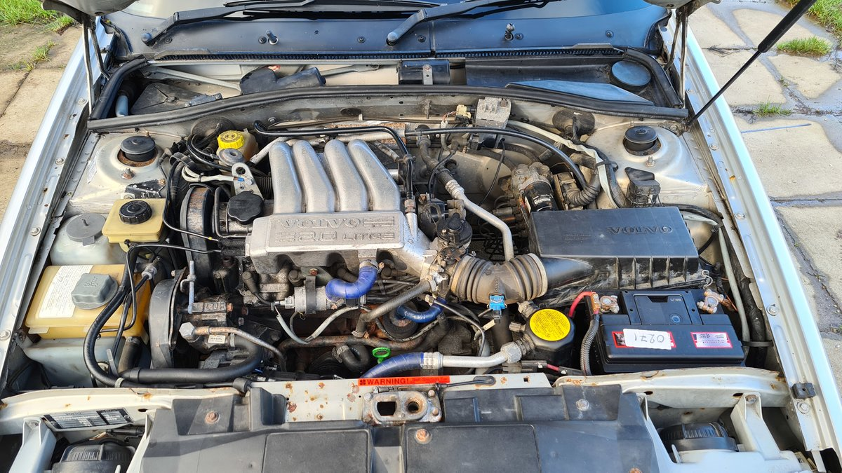 1995 Volvo 460 GLT Manual Saloon For Sale (picture 11 of 12)