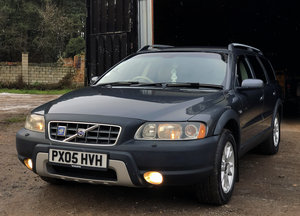 Volvo 2.4 awd se lux
