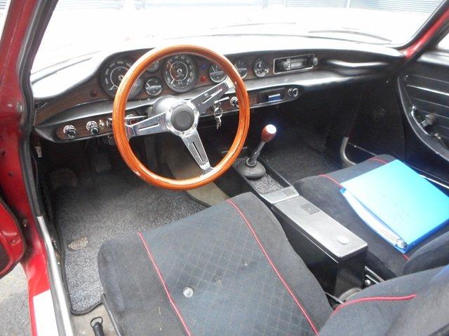 1970 VOLVO P1800 E For Sale (picture 7 of 12)